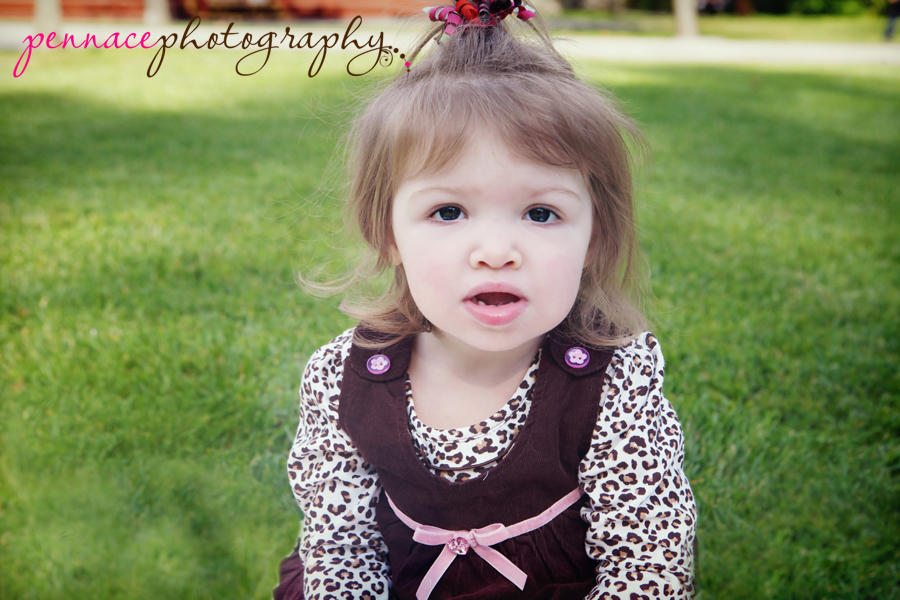Children's Photography at Willowbrook Park
