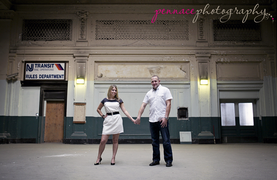 Off limits Engagement Photography