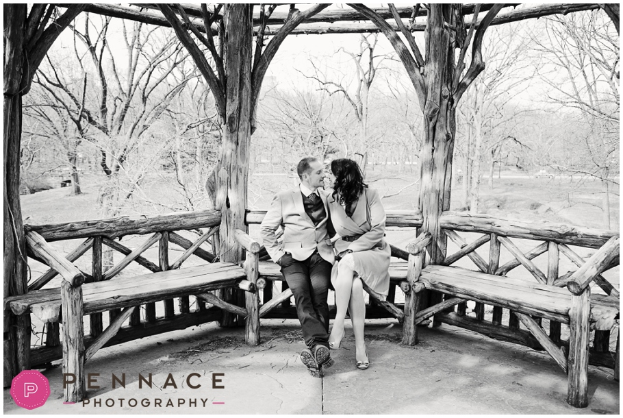 Treehouse for dreaming wedding photos