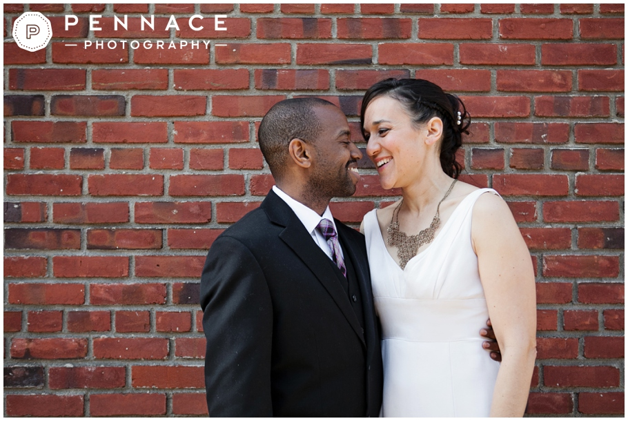 Wedding pictures in Harlem