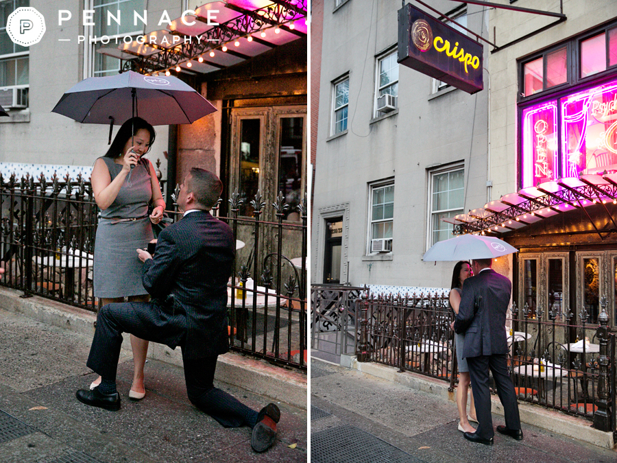 Teresa Tim New York City Marriage Proposal Teasers Staten