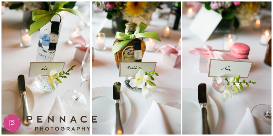 custom place cards and gifts