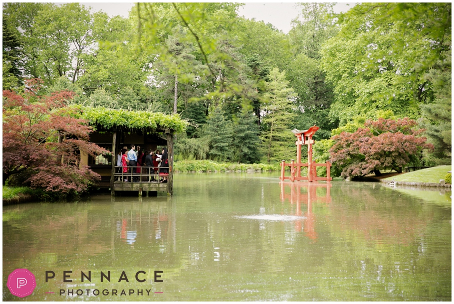 Marissa Al Wedding At Brooklyn Botanic Garden Staten Island Wedding Photographer Pennace