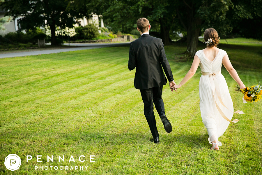 Wedding photography at Rhinecliff