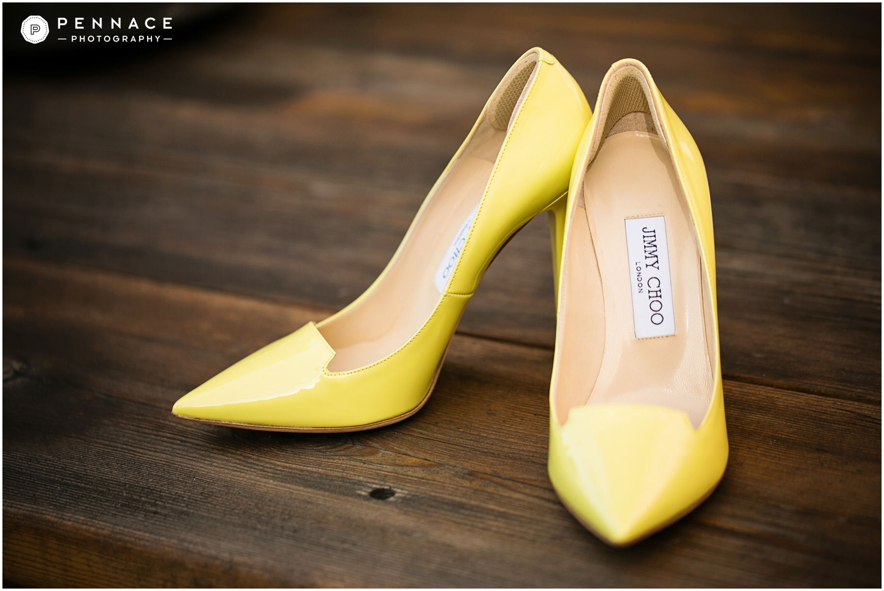 yellow jimmy choo shoes