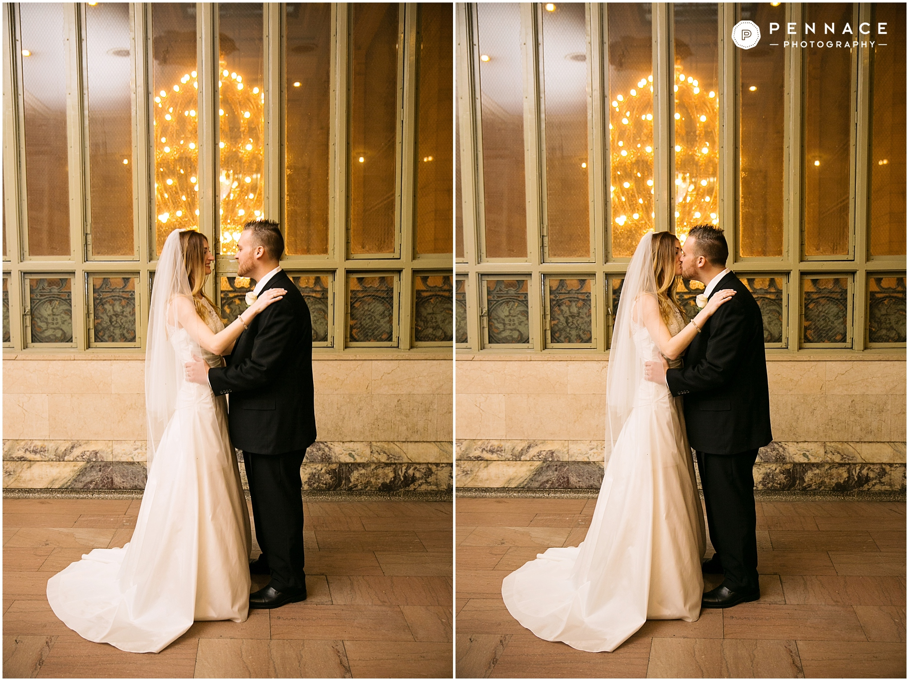 Getting married in Grand Central Station