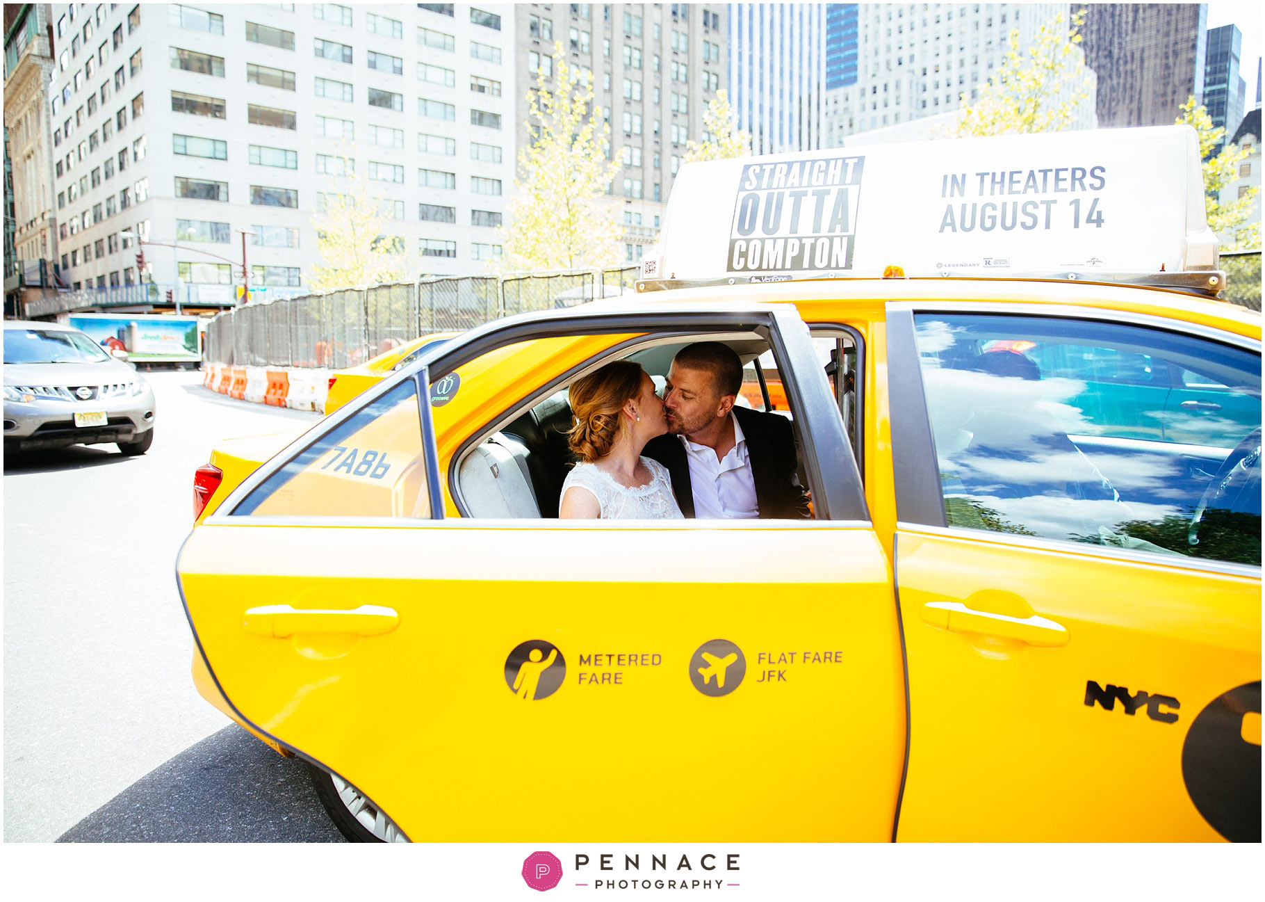 nyc taxi in wedding