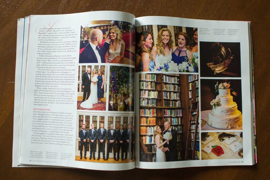NYC Magazine Wedding