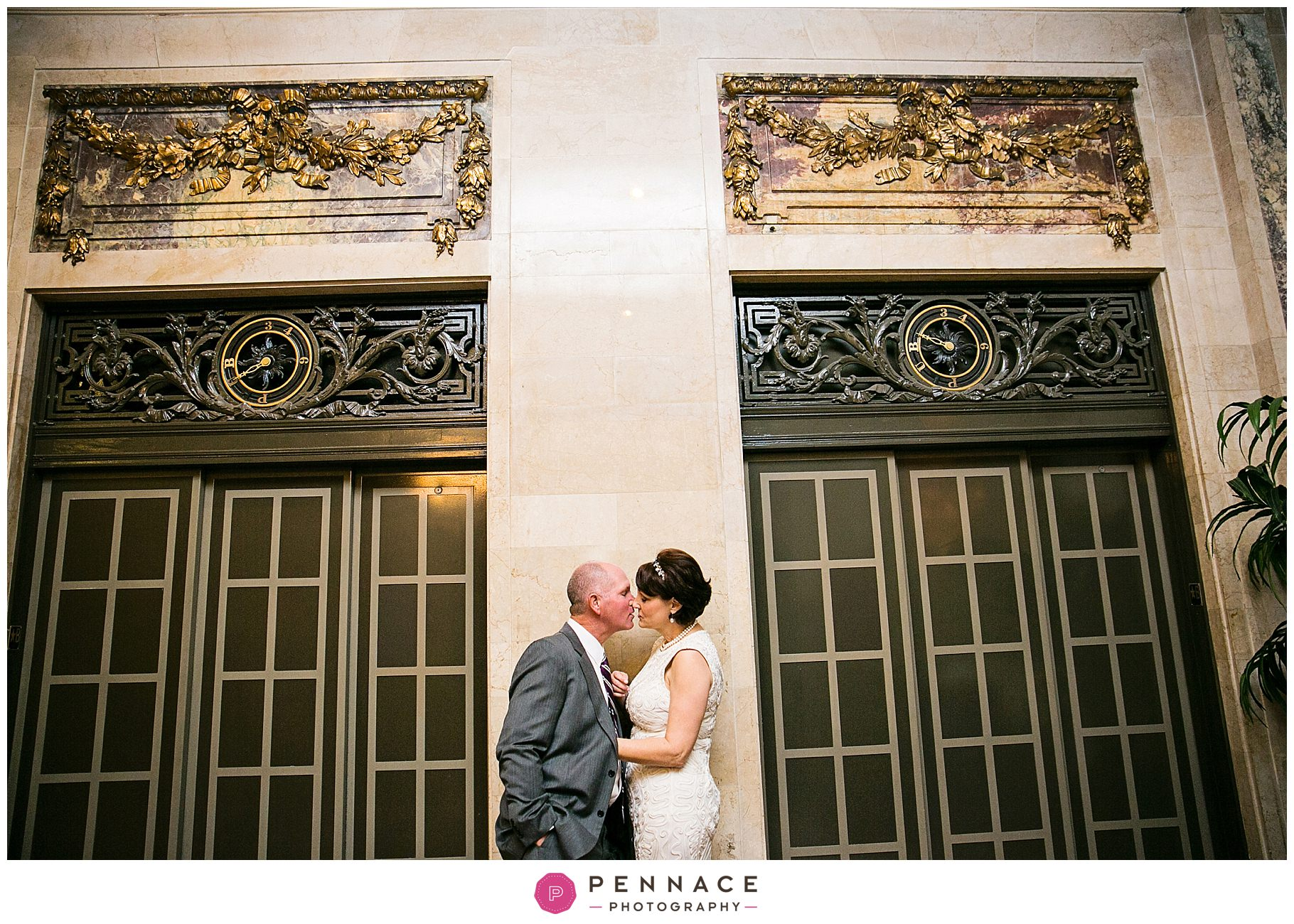 Grand Central Bride And Groom
