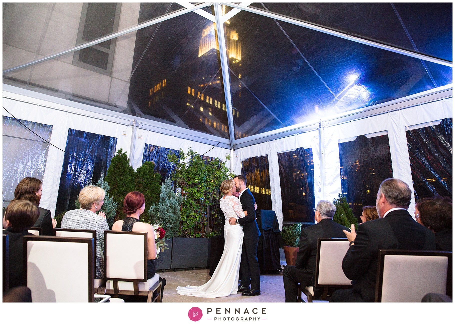 New York City Hotel Wedding